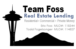 Eric Foss - Kirkland - WA - Providing loans and information